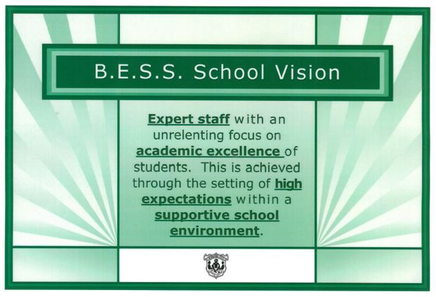 Berrinba East State School vision